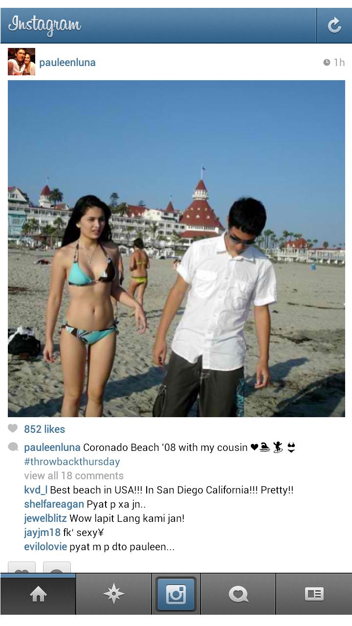 Pauleen Luna Instagram 3   www.imgkid.com - The Image Kid ...