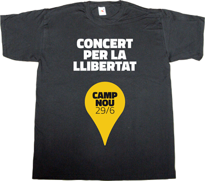 catalonia freedom catalan independence referendum t-shirt ephemeral-t-shirts