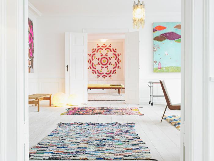 singular apartamento escandinavo