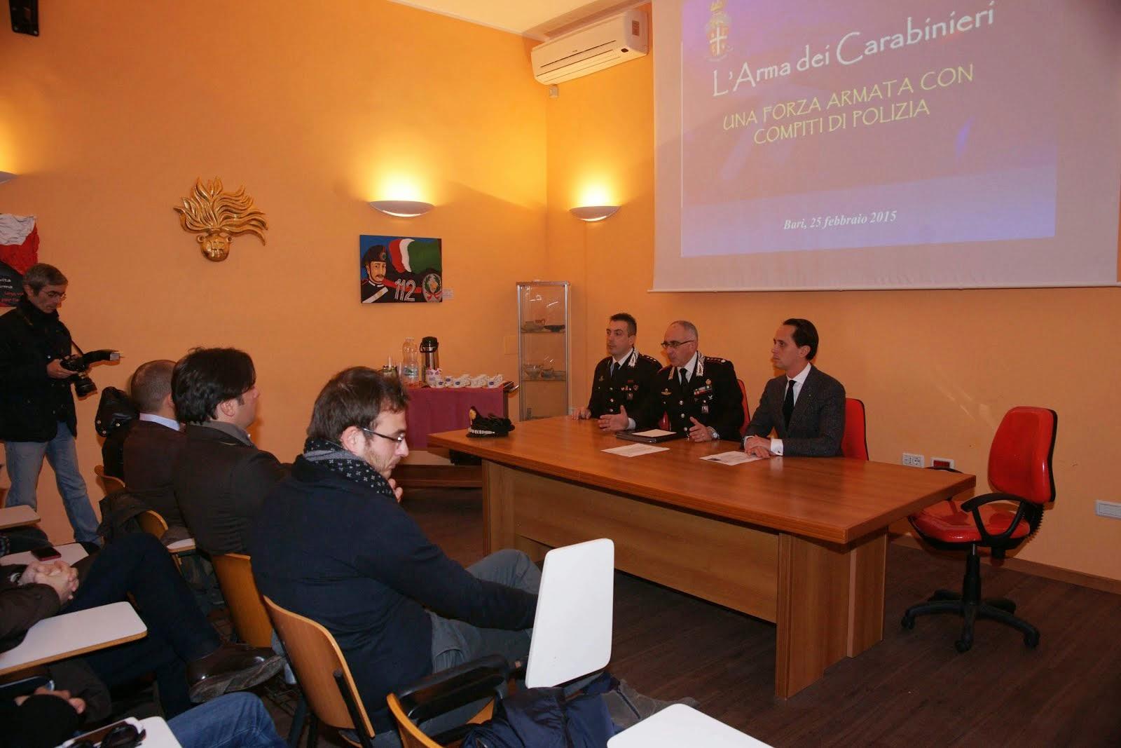 Comando Provinciale CC-Puglia