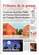 Pelícano de  la Prensa