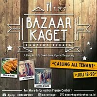 HOT NEWS !!!! BAZAR KAGET