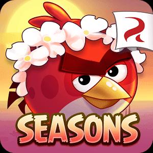 Angry Birds Seasons mod apk