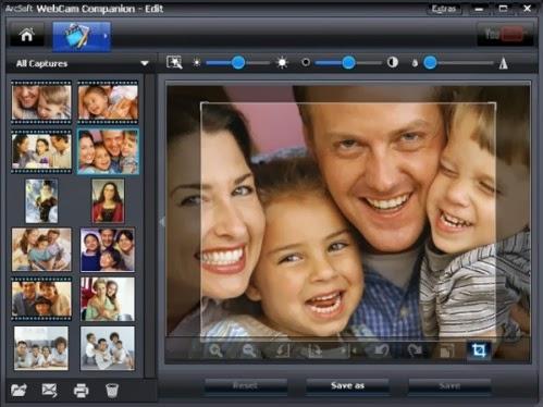 прога для фото и видео с веб камер