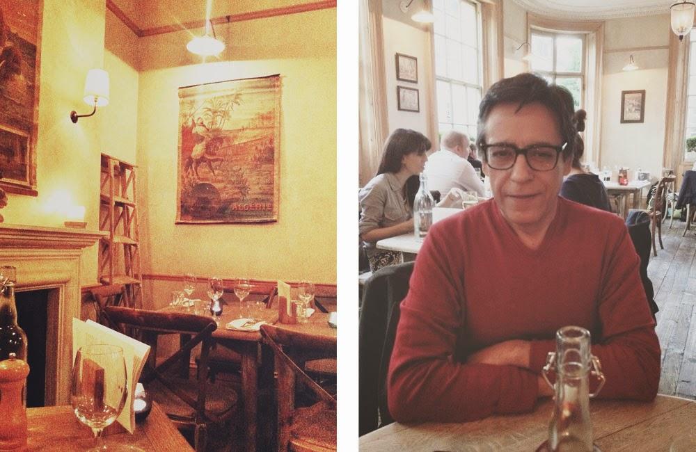 The Orange Pimlico // Dad