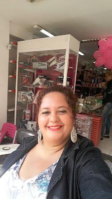Dentro da loja Pink Perfumaria blog Lu Tudo Sobre Tudo