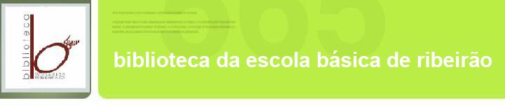 Biblioteca da Escola Básica de Ribeirão