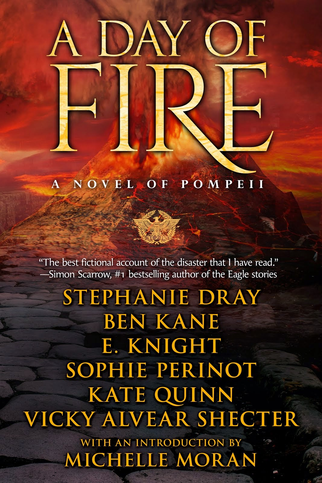 NEW RELEASES! A DAY OF FIRE