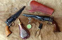 Cap and Ball Revolvers/Rifles
