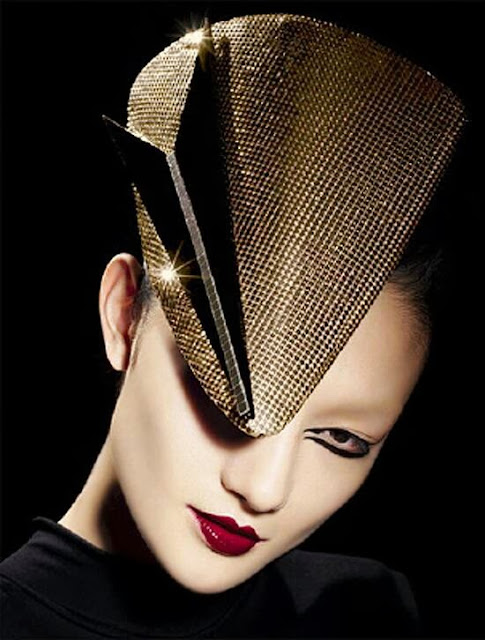 Fetish Inspirations : Eyepatch Hat