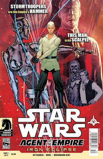 Star Wars Agent of the Empire John Ostrander Stephane Roux Dark Horse