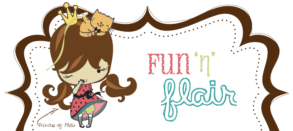 Paper Crafts with Fun 'n' Flair Shop