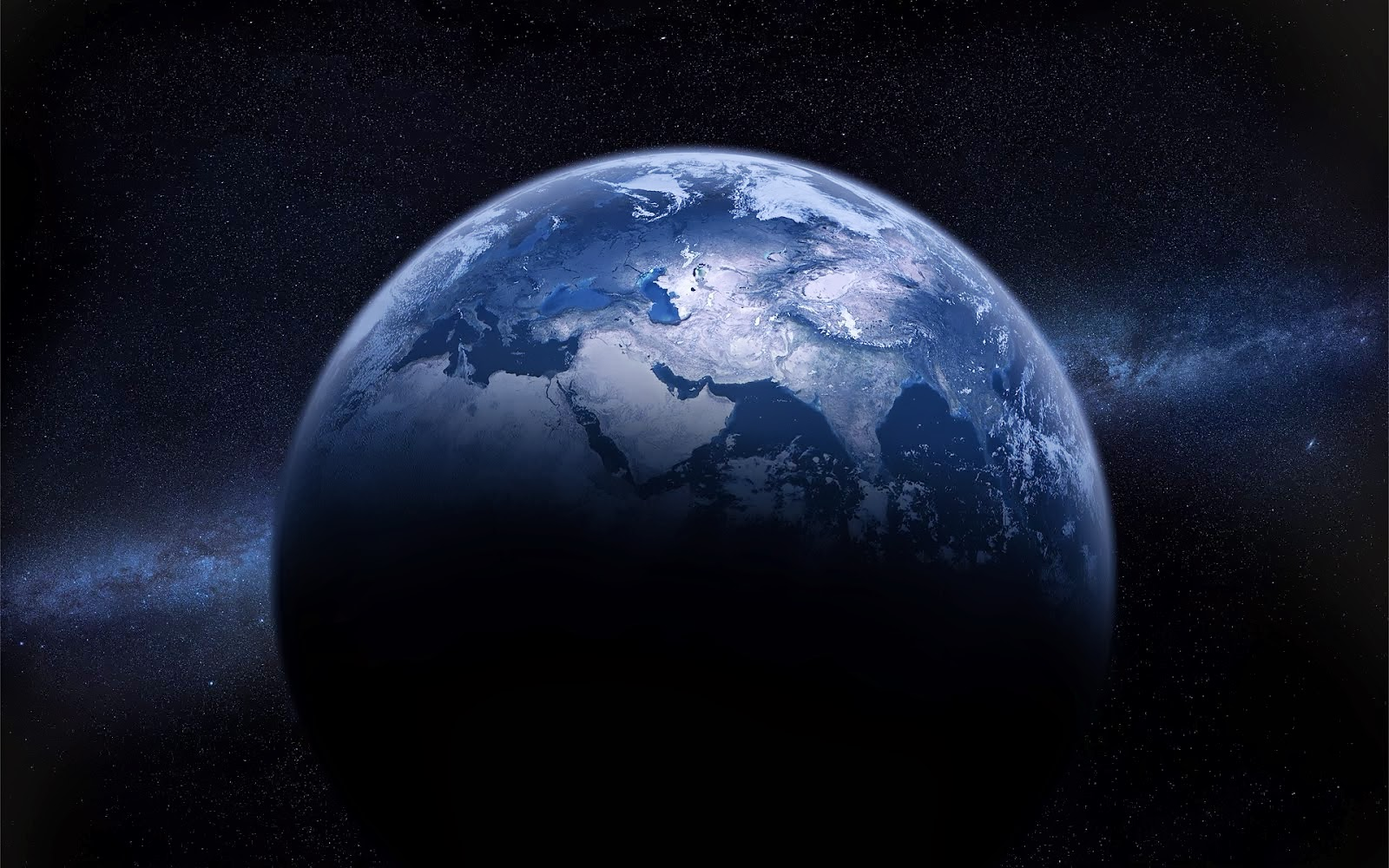 Pictures From Space of Earth | Space Wallpaper