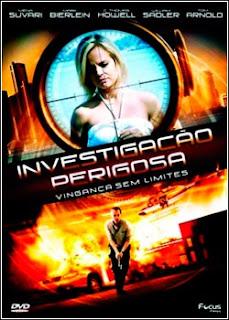 Download - Investigação Perigosa  DVDRip AVI Dual Áudio + RMVB Dublado
