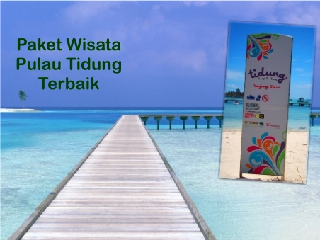 Paket Wisata Liburan Murah Tour Pulau Tidung Kepulauan Seribu