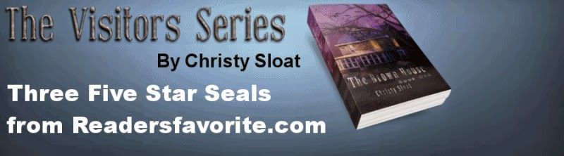 Best Selling Author Christy Sloat