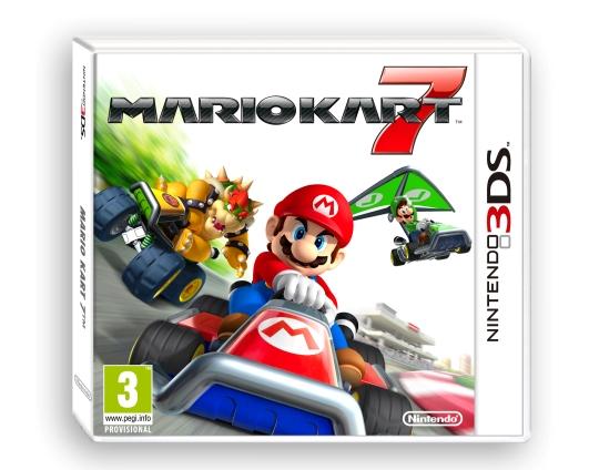 Les meilleure jeux de 3ds meilleure jeux de 3ds - Personnage mario kart 7 ...