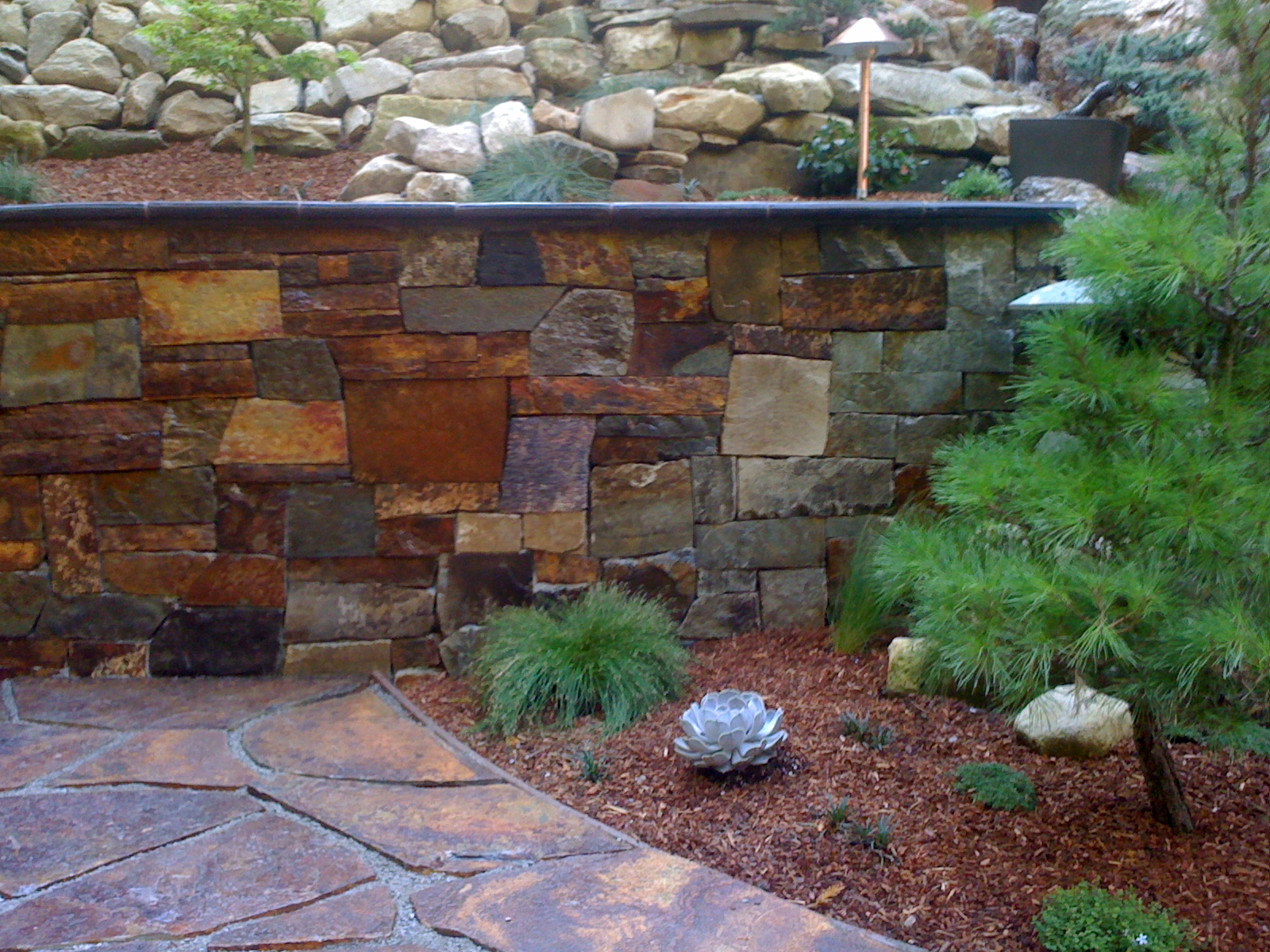 Living Waters Landscaping Asheville Santa Cruz Landscaping