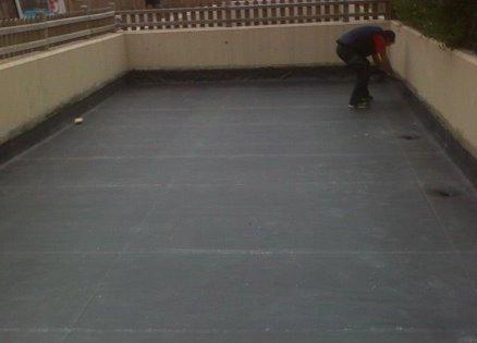 Sistemas de impermeabilizaci n de losas construya f cil - Como impermeabilizar una terraza ...