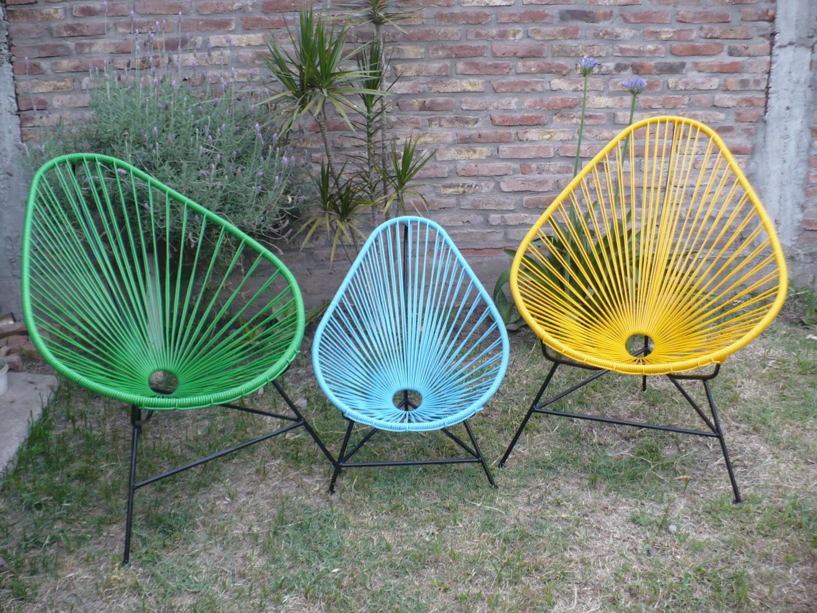 Fabrica tm muebles de jardin for Sillones de jardin