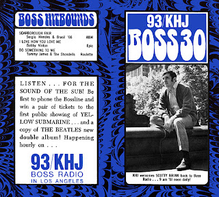 KHJ Boss 30 No. 174 - Scotty Brink