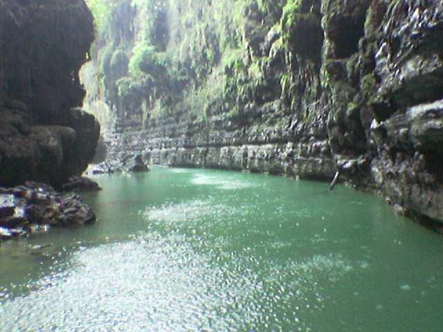 The Beauty Of Green Canyon Pangandaran The Beauty of West Java