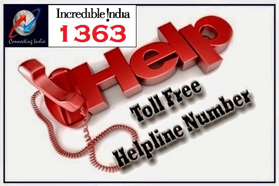 bsnl-toll-free-helpline-number-1363-to-register-tourism-complaints-incredible-india