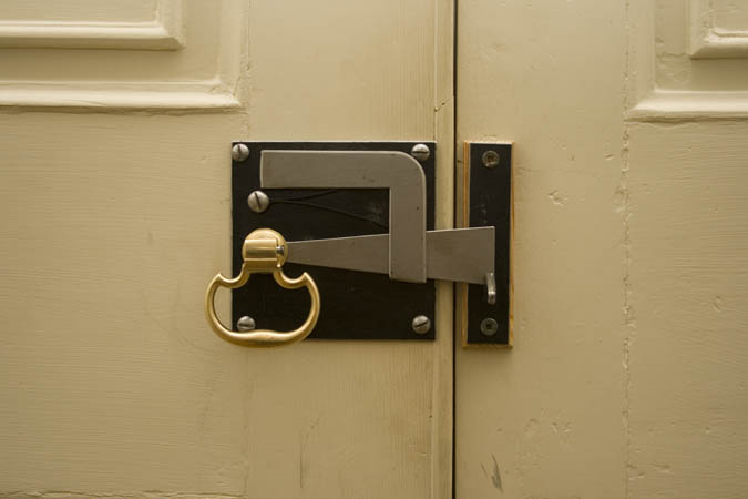 Latch Lock And Its Locking Capabilities To Screen Doors & Type of Storm or Security Door: Latch Lock And Its Locking ...
