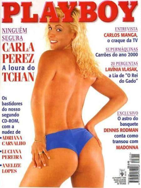 Carla Perez - Playboy 1996