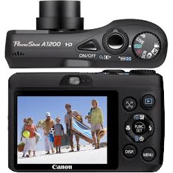 Kamera Canon PowerShot A1200