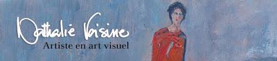 Nathalie Voisine, artiste en art visuel