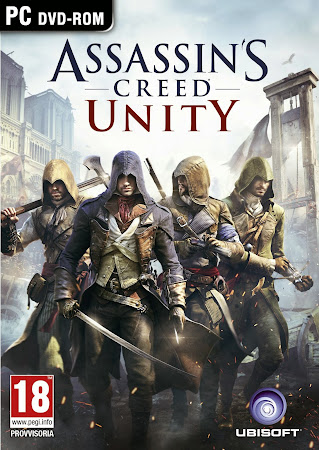 Assassin's Creed: Unity PC RePack R.G. Mechanics