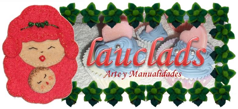lauclads, arte y manualidades