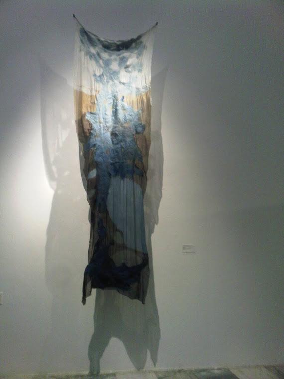 VI BIENNIAL OF CONTEMPORARY TEXTILE ART. Photos: World Textile Art Organization. Edition: V Silva.