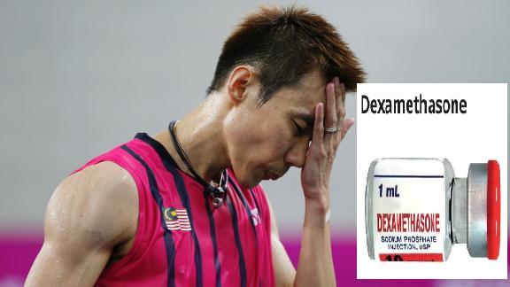 Punca Chong Wei Gagal Doping Test