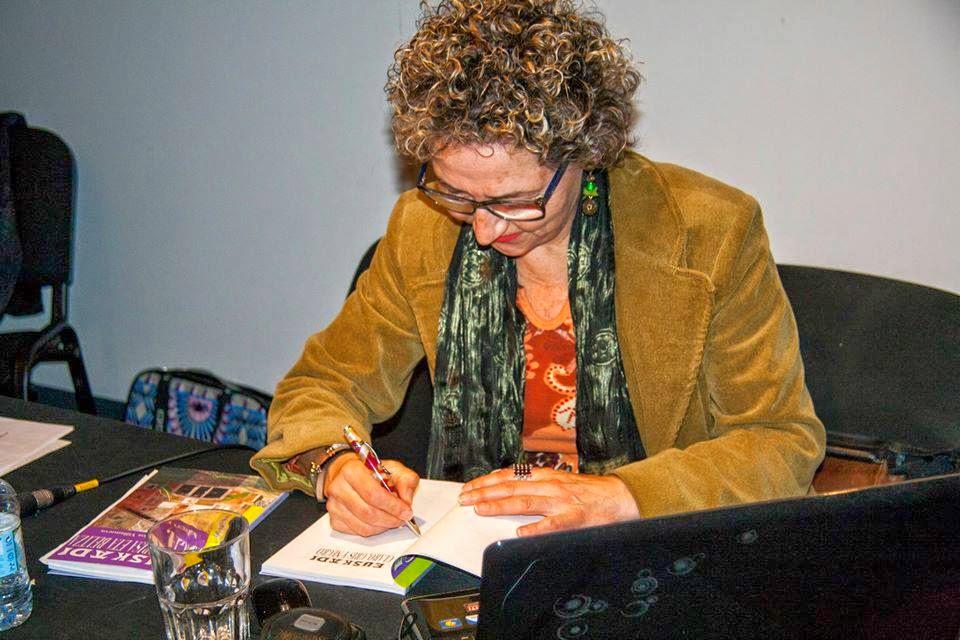 Web de Miren E. Palacios.