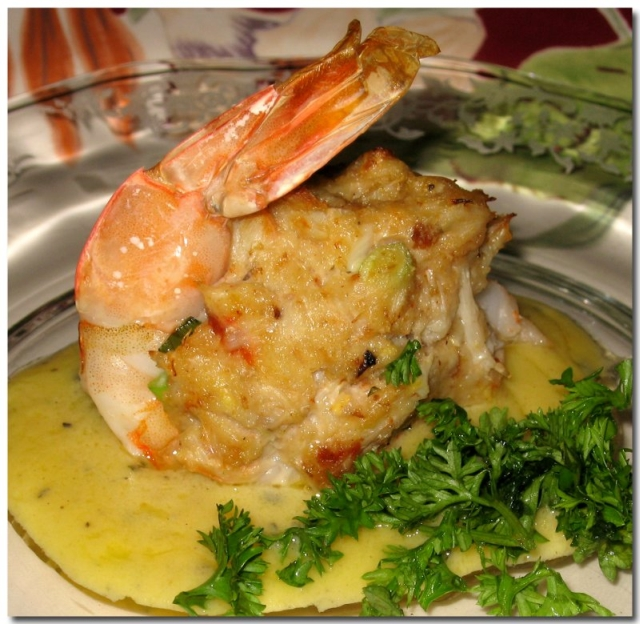 Baked Seafood Imperial Recipes — Dishmaps