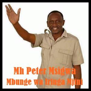 Mbunge wa Iringa Mjini