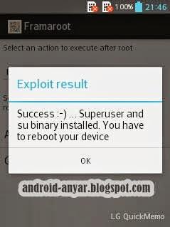 Langkah Mudah Root Android LG L3 II E435 Dual SIM Berhasil