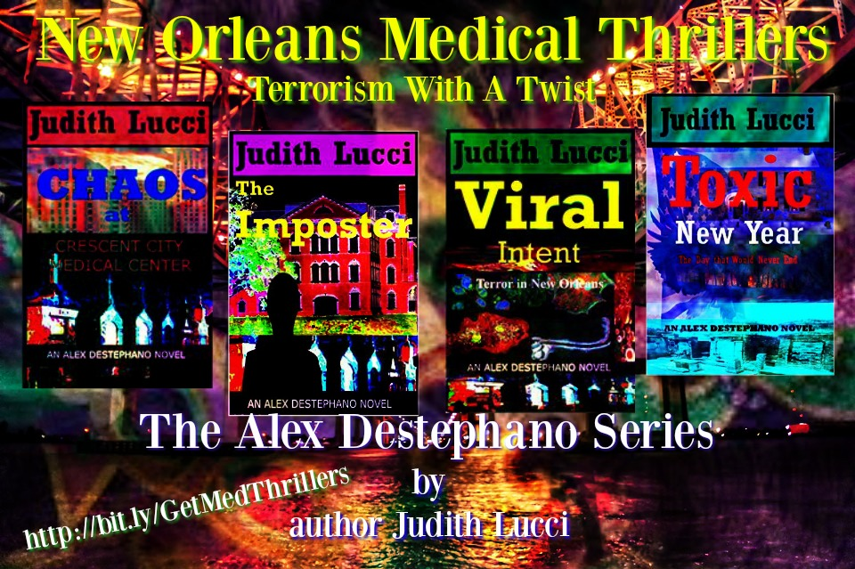 The Alexandra Destephano Mystery Series