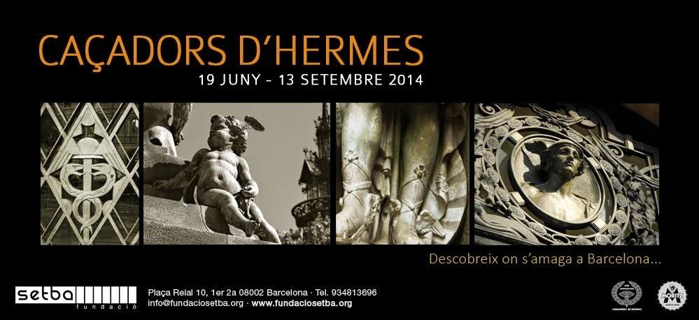 Exposición de los Cazadores de Hermes en la Fundació SETBA
