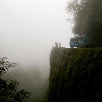 Camino de la Muerte, Jalan Kematian di Bolivia, paling berbahaya di dunia