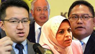 Gaji pegawai khas lebih tinggi dari gaji PM- DAP