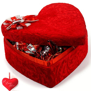 Heart Chocolate Box Kaunsa.com