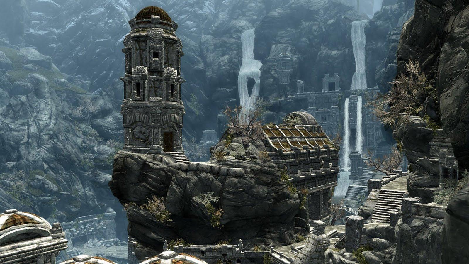 Skyrim the Elder Scrolls V wallpaper
