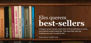 BEST-SELLERS ADOLECENTES