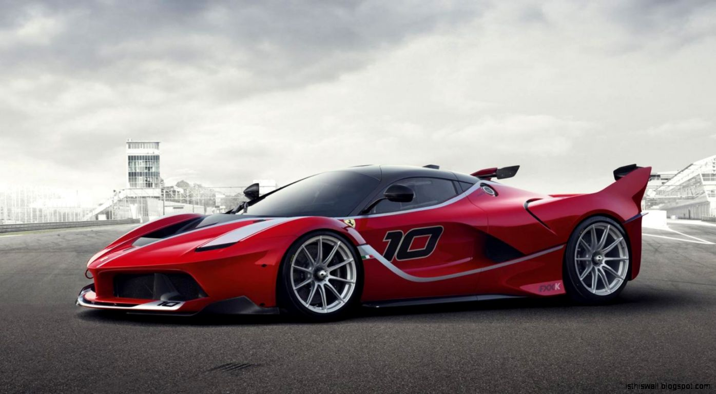 Ferrari LaFerrari FXX K priced at 27 million already sold out