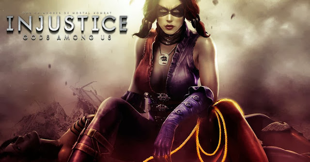 Injustice Gods Among Us Apk v1.8.2 + Data [Torrent]