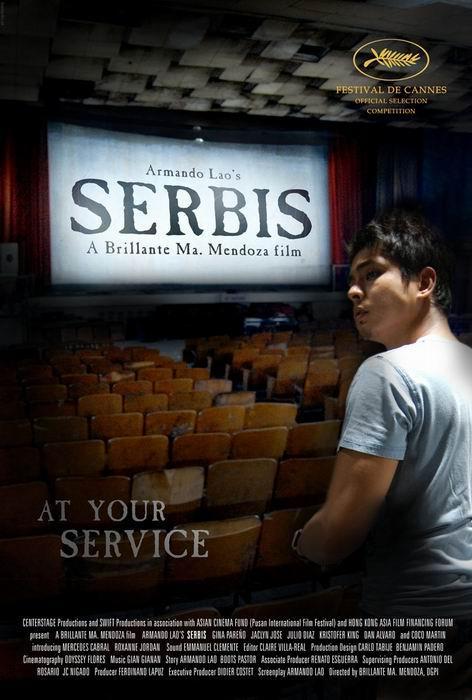 REDDS TV ONLINE: Serbis