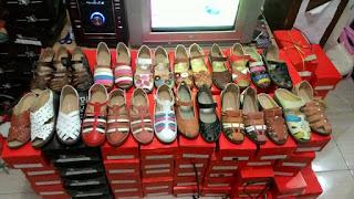 Sepatu Wanita Cantik Murah Kuat Flatshoes Gratica B05KB cuma Rp.55.000 78977fb109